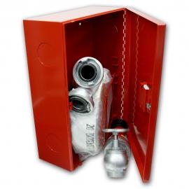 Hydrant wewnętrzny 52 H- 520.20 N kosz B czerwony