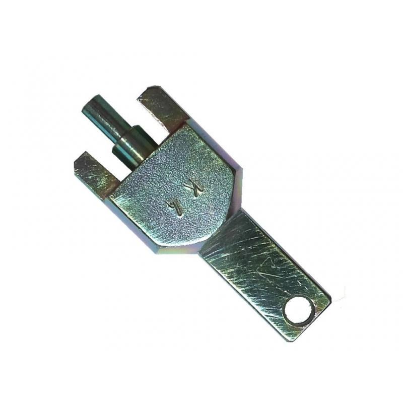 """Klucz do gaśnic typ """"X"""" KZWM (K-4)"""