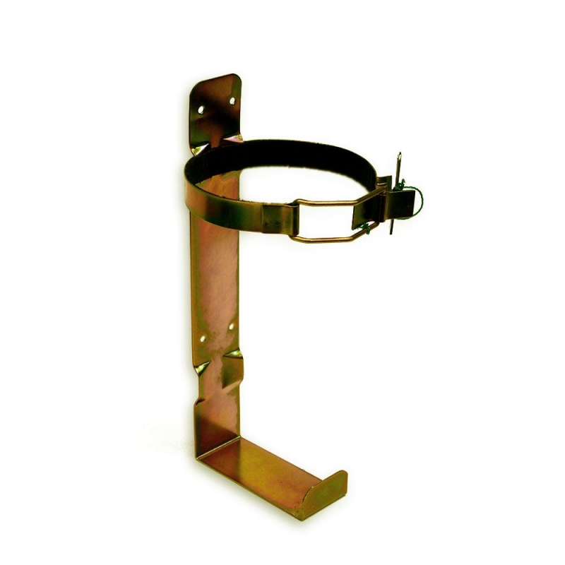 Wieszak z obejmą metal GP-2/3 110mm