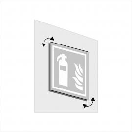 Znak LEVI F04 Zestaw sprzętu ochrony ppoż 150x150 PF