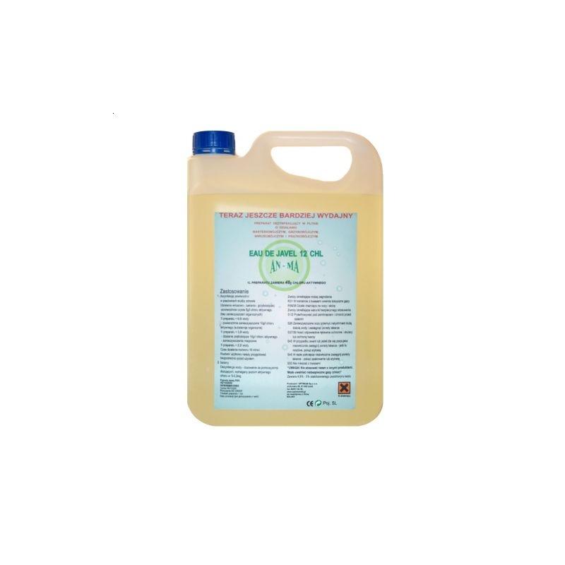 Płyn do dezynfekcji chlor 5L JAVEL AN-MA