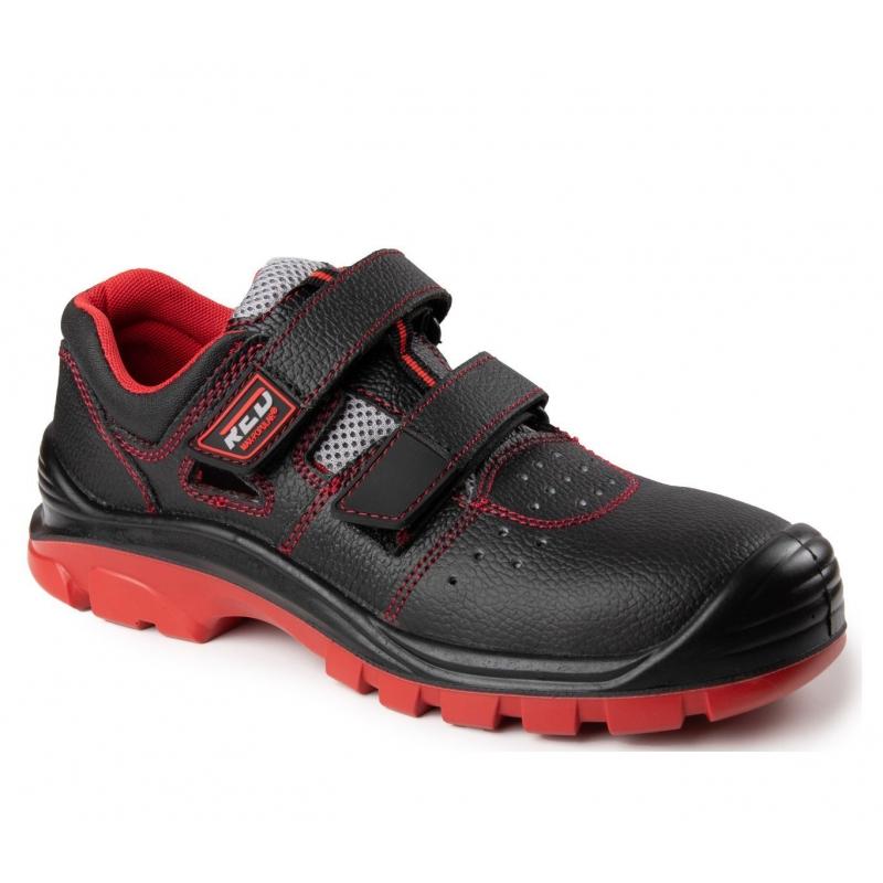 Sandał MAX-POPULAR RED 01