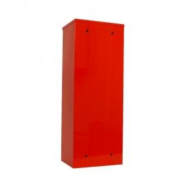 Szafka na gaśnice G-800 bez okna ECO/B czerwona