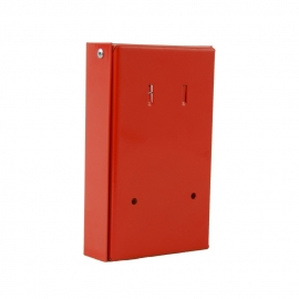Szafka na klucz SKL- M b/zbijaka czerwona
