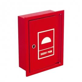 Szafka ochronna na zwór SWSP-W1 suchy pion