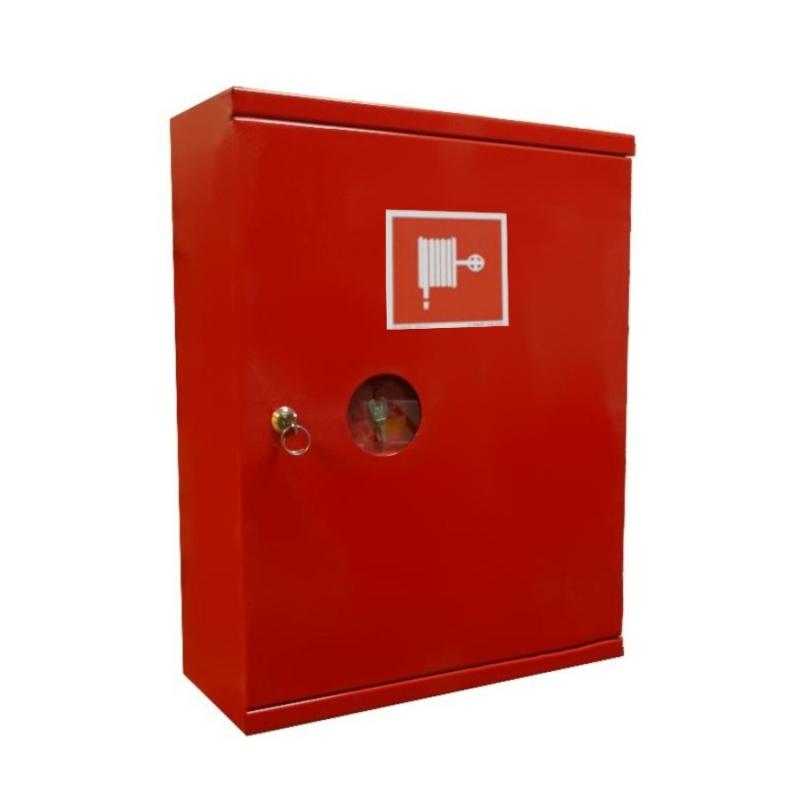 Szafka hydrantowa zawieszana H-520/Z/180/FS czerwona