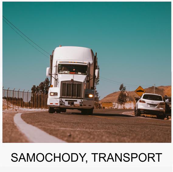 Samochody - transport