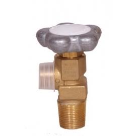 Zawór butlowy wodorowy H2 DC GCE