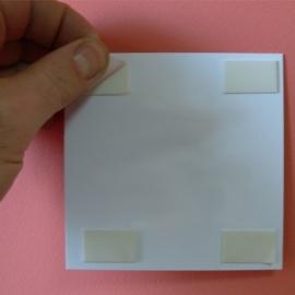 Pianka dwustr.- przylepiec 15x25 mm (108 szt./ark)