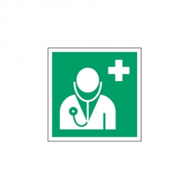 Znak E009 Lekarz E09
