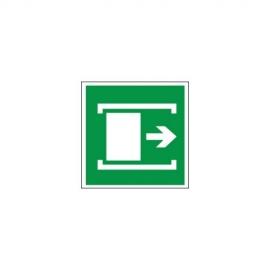 Znak 11 Przesunąć w celu otwarcia 150x150 PF
