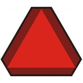 Tablica ADR Trójkąt - pojazdy wolnobieżne