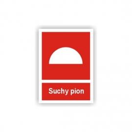 Znak Suchy Pion
