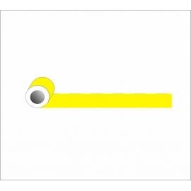 Taśma żółta jednostronna 5cm x 33m przylepna