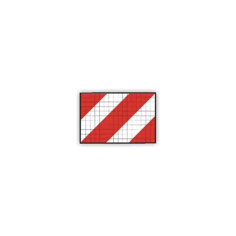 """Tablica ADR 020 """"pozagabarytowe"""" AL 300x400"""