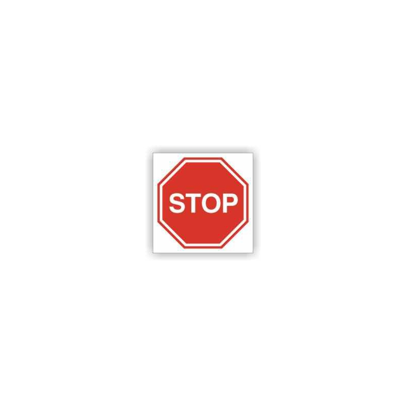 Znak Stop 330x330 PB