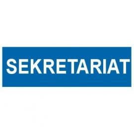 Znak Sekretariat 300x100 PB