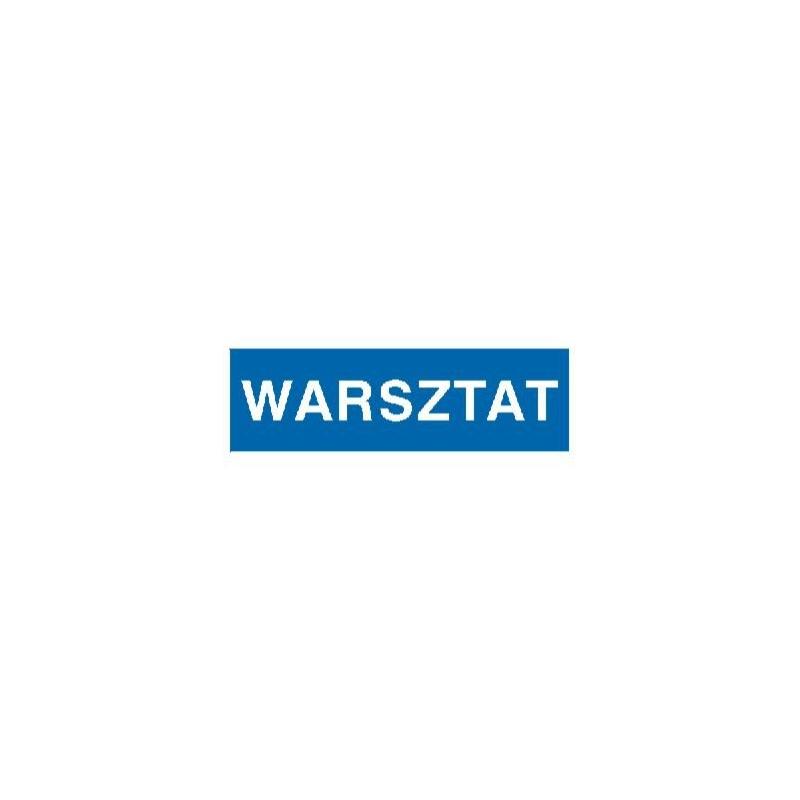 Znak Warsztat 300x100 PB