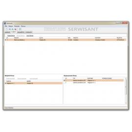 Program komputerowy SERWISANT - Hydranty ver. 3.0