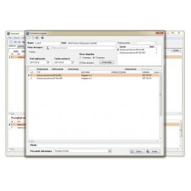 Program komputerowy SERWISANT ver. 3.21