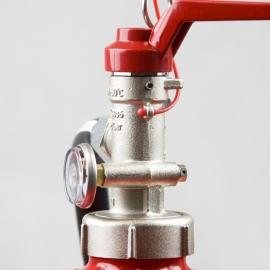 Gaśnica przewoźna GP-50x ABC K (Agregat proszkowy)