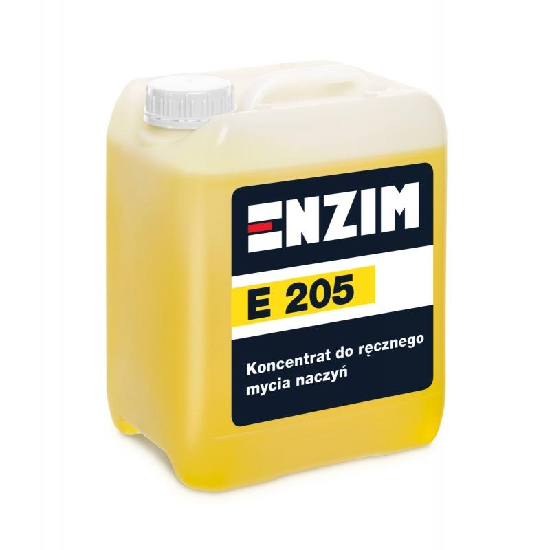 E205 Koncentrat do ręcznego mycia naczyń 5L