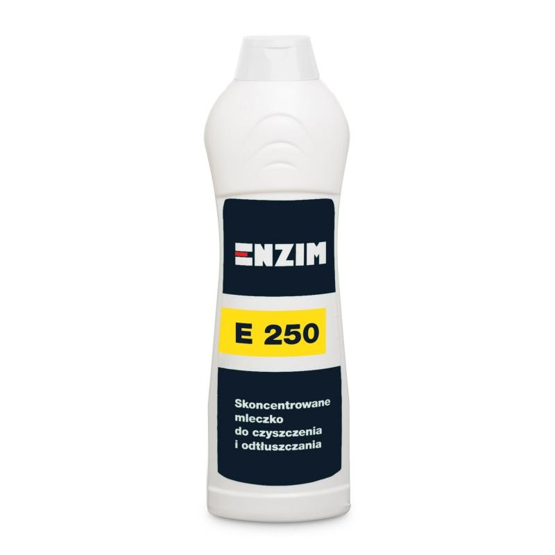 E250 Skoncentrowane mleczko do czyszczenia i odtłuszczania 0,7L