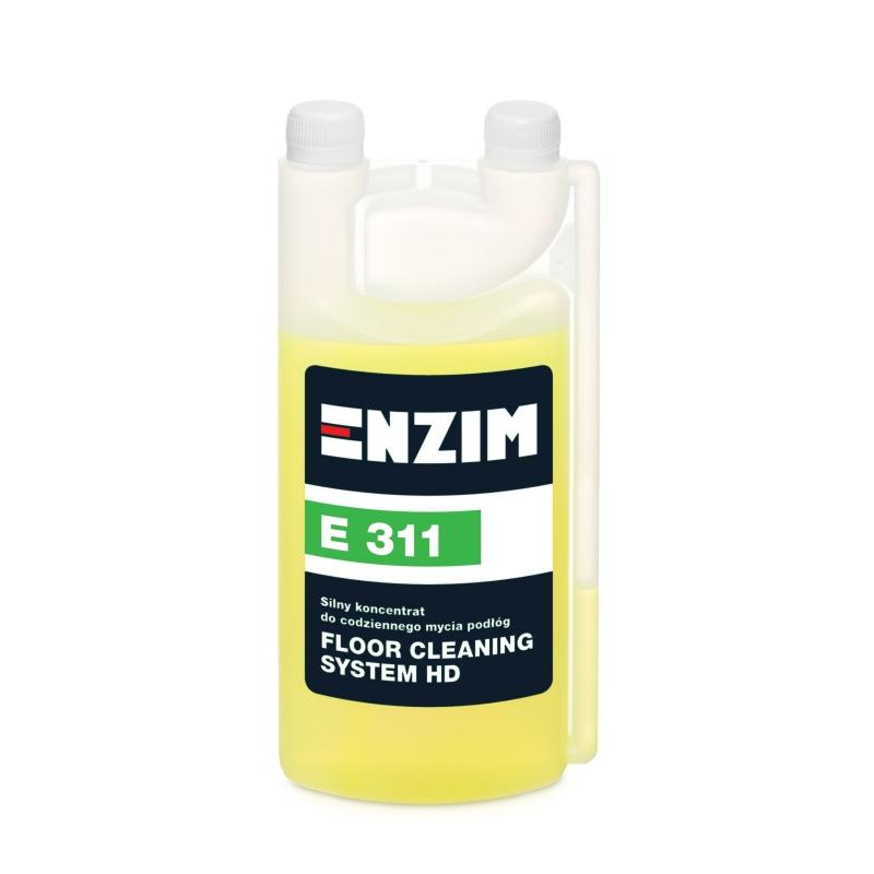 E311 Silny koncentrat do codziennego mycia podłóg Floor Cleaning System HD 1L