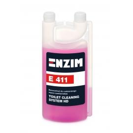 E411 Koncentrat do codziennego mycia sanitariatów Toilet Cleaning System HD 1L