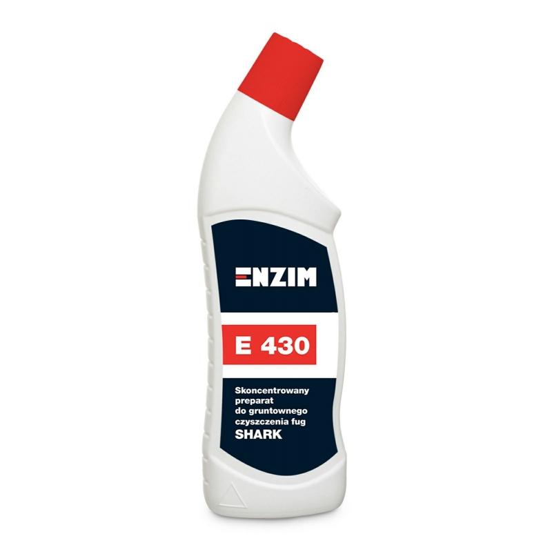 E430 Skoncentrowany preparat do gruntownego czyszczenia fug SHARK 0,75L