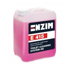 E415 – Koncentrat do codziennego mycia sanitariatów Toilet Cleaning System HD 5L