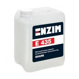 E435 – Skoncentrowany preparat do gruntownego czyszczenia fug SHARK 5L