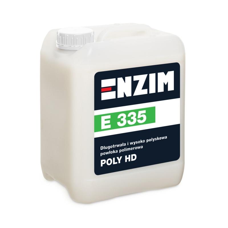 E335 Długotrwała i Wysoko Połyskowa Powłoka Polimerowa Poly HD 5L