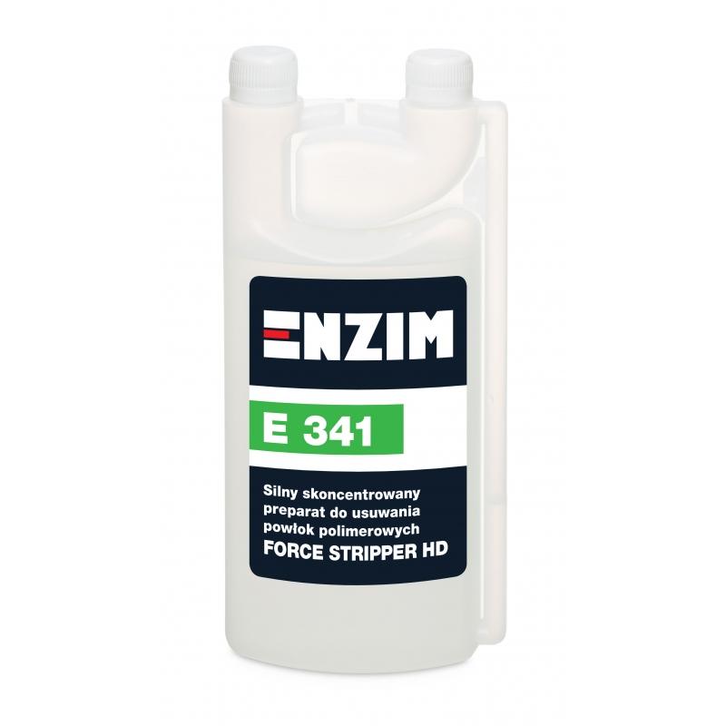 E341 Silny skoncentrowany preparat do usuwania powłok polimerowych FORCE STRIPPER HD