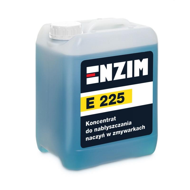 E225 Koncentrat do nabłyszczania naczyń w zmywarkach 5L