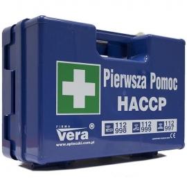 Apteczka z wyposażeniem  HACCP