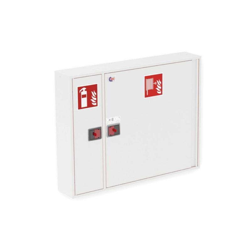 Hydrant wewnętrzny HW-25N/W-K-20 SLIM biały