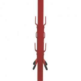 Stojak na gaśnice bez masztu SG02x (4-12)