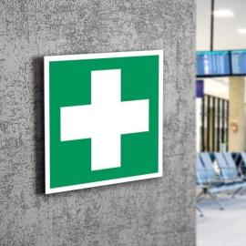 Znak LEVI E03 Pierwsza pomoc medyczna E003 PF