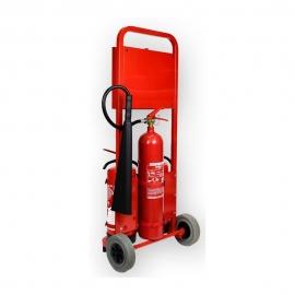 Mobilny zestaw gaśniczy Trolley2 ZGP-PR12/P6