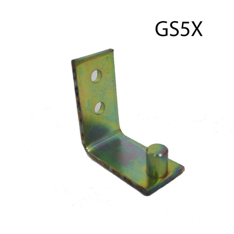 Wieszak gaśnicy GS5 hakowy K