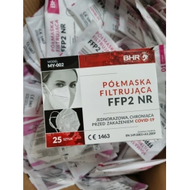 Półmaska filtrująca FFP2 (model MY-002)