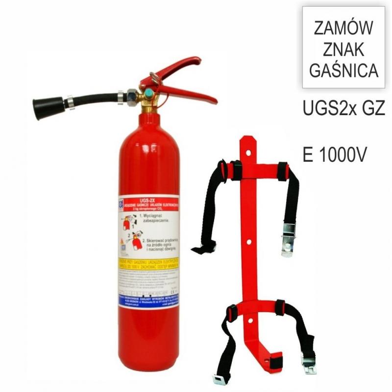 Zestaw urządzenie UGS-2x E GZWM + wieszak