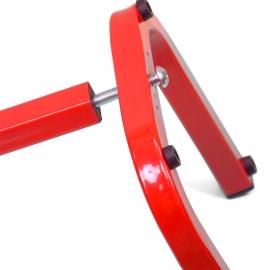 Stojak na gaśnice EXTI-C1 RED ze znakiem