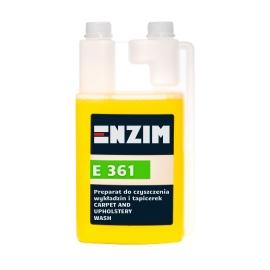 E361 Preparat do czyszczenia wykładzin i tapicerki