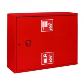 Hydrant wewnętrzny H25S-Z-K-30 czerwony BOX