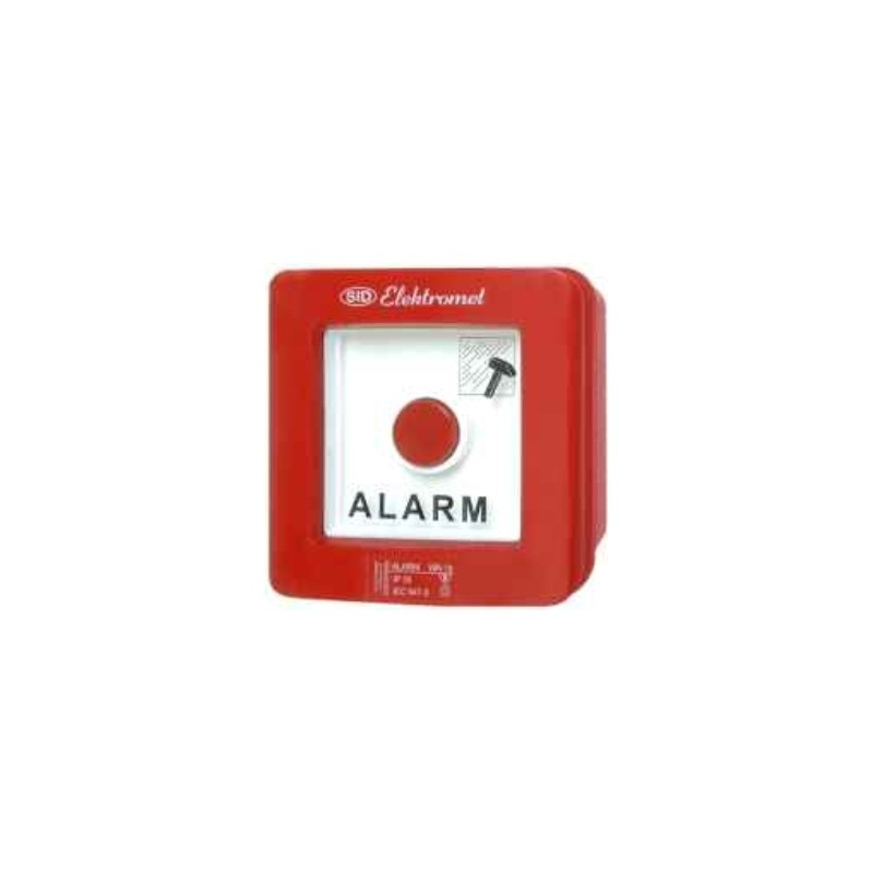 Wyłącznik alarmowy (ALARM) (bez młoteczka)