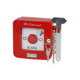 Wyłącznik alarmowy (ALARM) (z młoteczkiem)