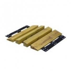 Mostek przejazdowy drewniany 75 (2x52 lub 1x75)