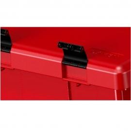 Skrzynia na sprzęt p.poż. BOX czerwona